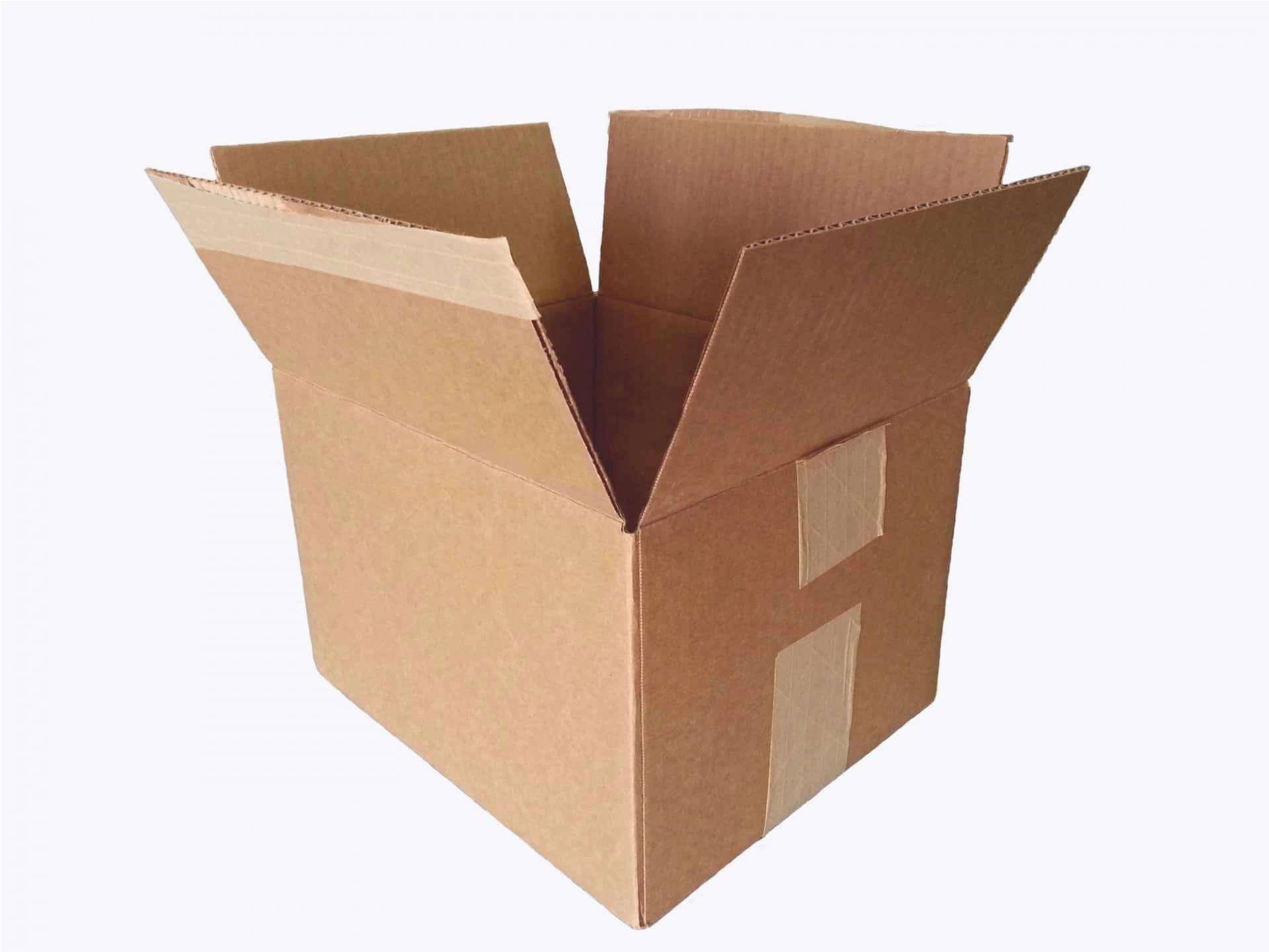 Le scatole di cartone sono utili come semenzaio