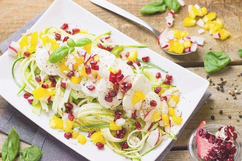 zucchine grattugiate da mangiare