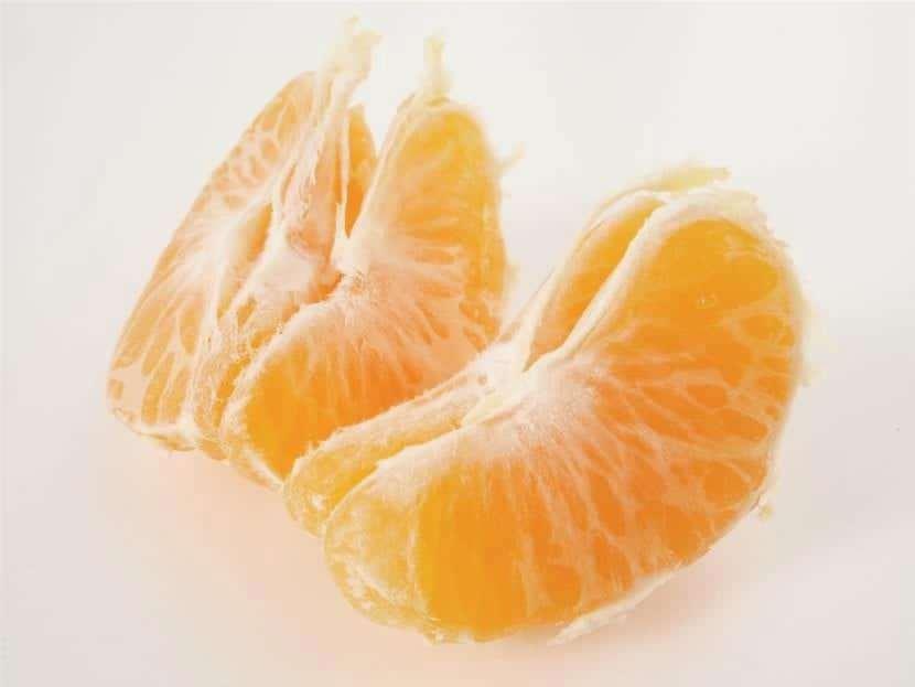 Il satsuma è simile al mandarino.