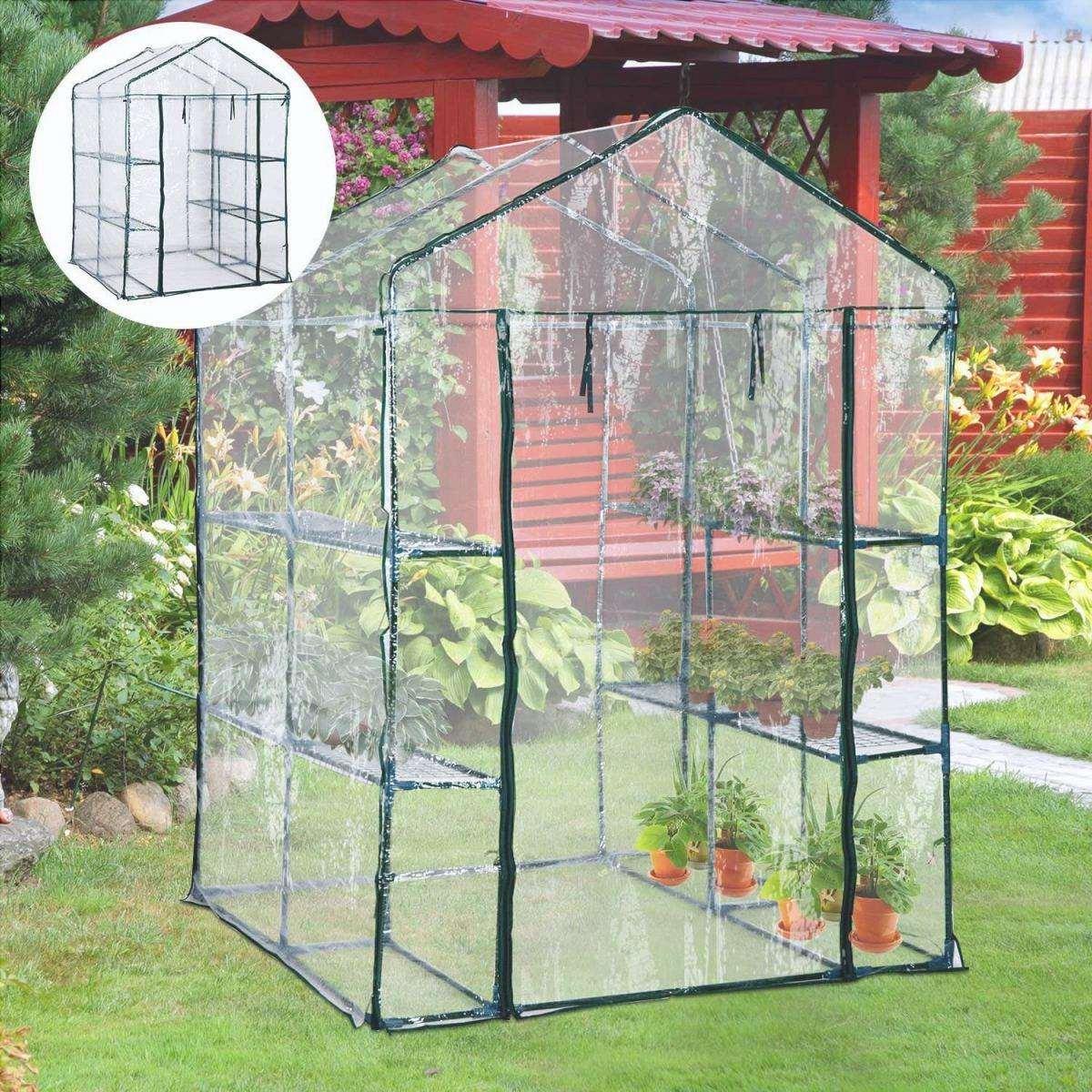 Proteggi le tue piante dal freddo in una serra