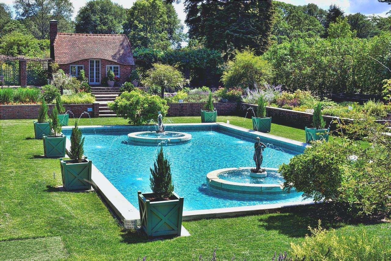 Selezionare le piante giuste da mettere vicino alla piscina