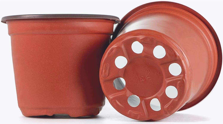 vasi di plastica