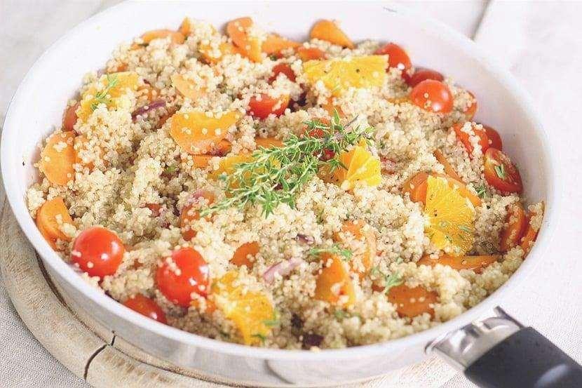 benefici della quinoa